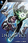 Injustice: Gods Among - Comic Book Digital Chapter 10 Cover