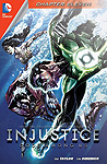 Injustice: Gods Among - Comic Book Digital Chapter 11 Cover