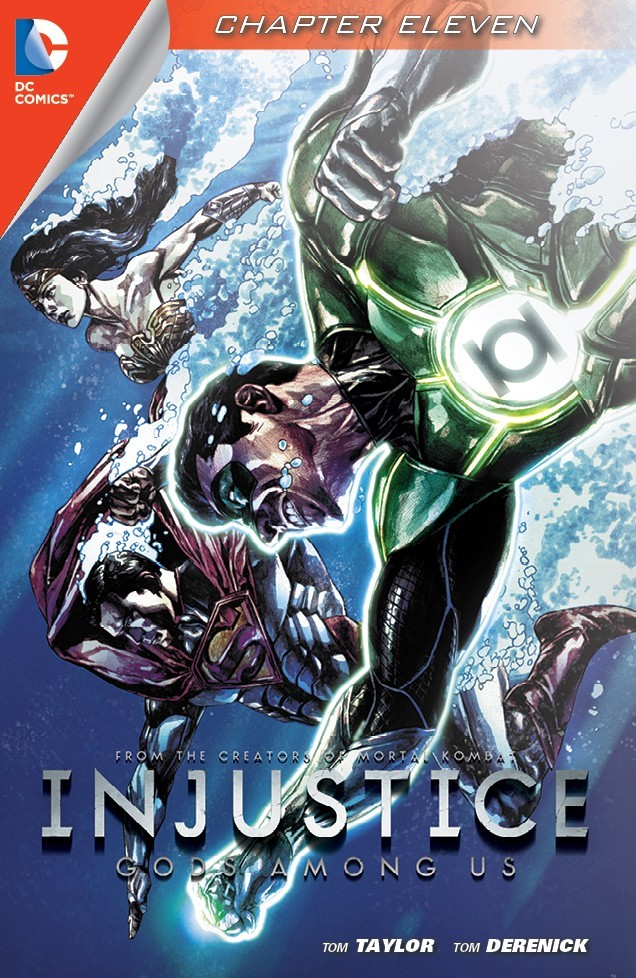 Injustice Gods Among Us Comics Injusticeonline