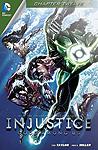 Injustice: Gods Among - Comic Book Digital Chapter 12 Cover