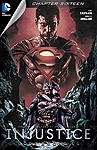 Injustice: Gods Among - Comic Book Digital Chapter 16 Cover