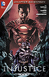 Injustice: Gods Among - Comic Book Digital Chapter 17 Cover