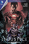 Injustice: Gods Among - Comic Book Digital Chapter 18 Cover