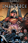 Injustice: Gods Among - Comic Book Digital Chapter 2 Cover