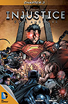 Injustice: Gods Among - Comic Book Digital Chapter 3 Cover
