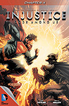 Injustice: Gods Among - Comic Book Digital Chapter 4 Cover