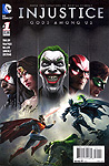 Injustice: Gods Among - Comic Book Issue 1 Cover