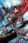 Injustice: Gods Among - Comic Book Issue 11 Cover