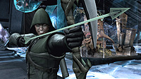Injustice: Gods Among Us Screenshot - Green Arrow Stephen Amell Alternate Costume