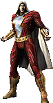Injustice: Gods Among Us Shazam Render