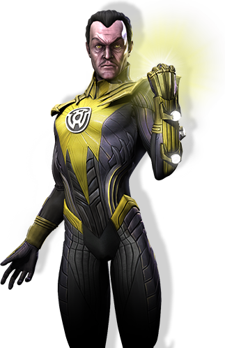 Injustice Gods Among Us Renders Mortal Kombat Secrets