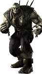 Injustice: Gods Among Us Solomon Grundy Render