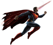 Injustice: Gods Among Us Superman Render