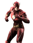 Injustice: Gods Among Us The Flash Render