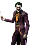 Injustice: Gods Among Us The Joker Render