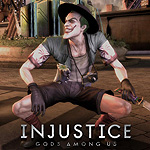 Injustice: Gods Among Us -Tourist Joker Skin
