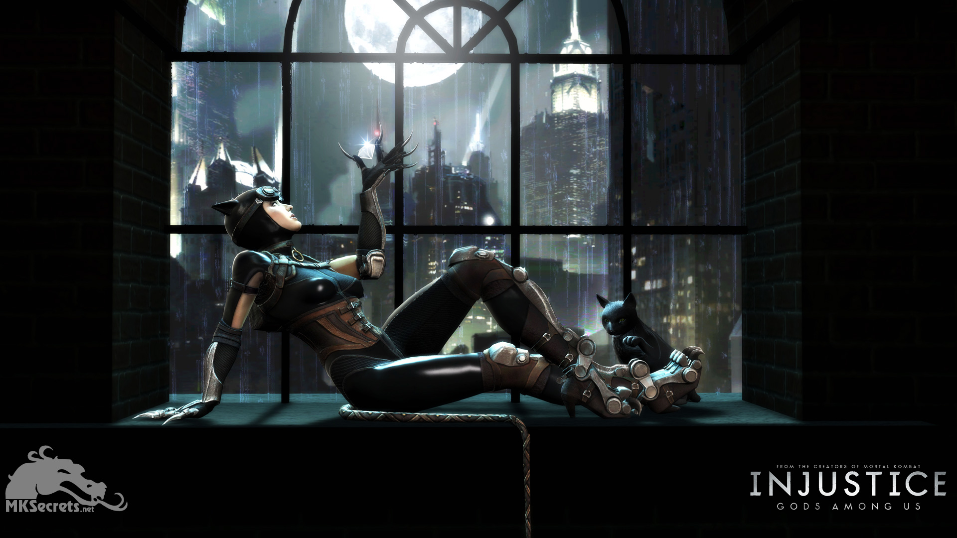 Halle Berry Catwoman Wallpapers in jpg format for free download