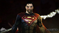 Injustice: Gods Among Us - Superman Wallpaper