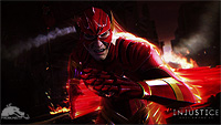 Injustice: Gods Among Us - The Flash Wallpaper