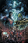 Injustice Year Two - Comic Book Issue 4 Cover