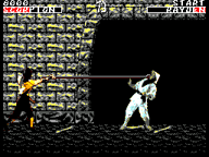 Mortal Kombat 1 for Sega Master System
