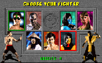 Mortal Kombat 1 for PC DOS