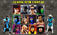 Mortal Kombat 2 for PC DOS