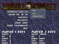 Mortal Kombat 3 for PC DOS