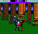 Mortal Kombat 4 for Gameboy Color