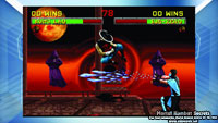 Mortal Kombat 2 for PS3 Early Screenshot with different background