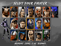 Mortal Kombat 3 for Sega Genesis