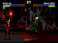 Ultimate Mortal Kombat 3 for Sega Genesis