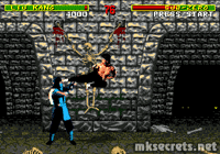 Mortal Kombat 1 for Sega CD