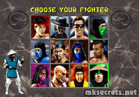 Mortal Kombat 2 for Sega 32X