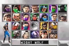 Kombat Kolumns: Mortal Kombat Games for Gameboy Advance