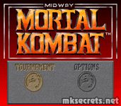 Mortal Kombat 1 for SNES
