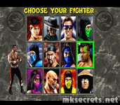 Mortal Kombat II for SNES