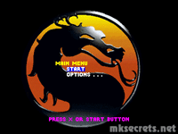 Mortal Kombat II for Sony PlayStation