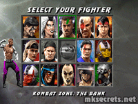 Mortal Kombat 3 for Sony PlayStation