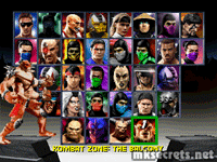 Mortal Kombat Trilogy for Sony PlayStation