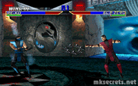 Mortal Kombat 4 for Sony PlayStation