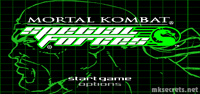 Mortal Kombat: Special Forces for Sony PlayStation
