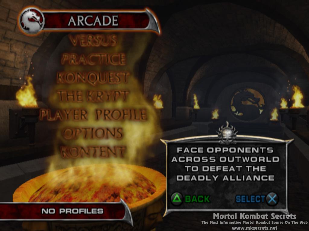 Kombat Kolumns: Mortal Kombat: Deadly Alliance Review