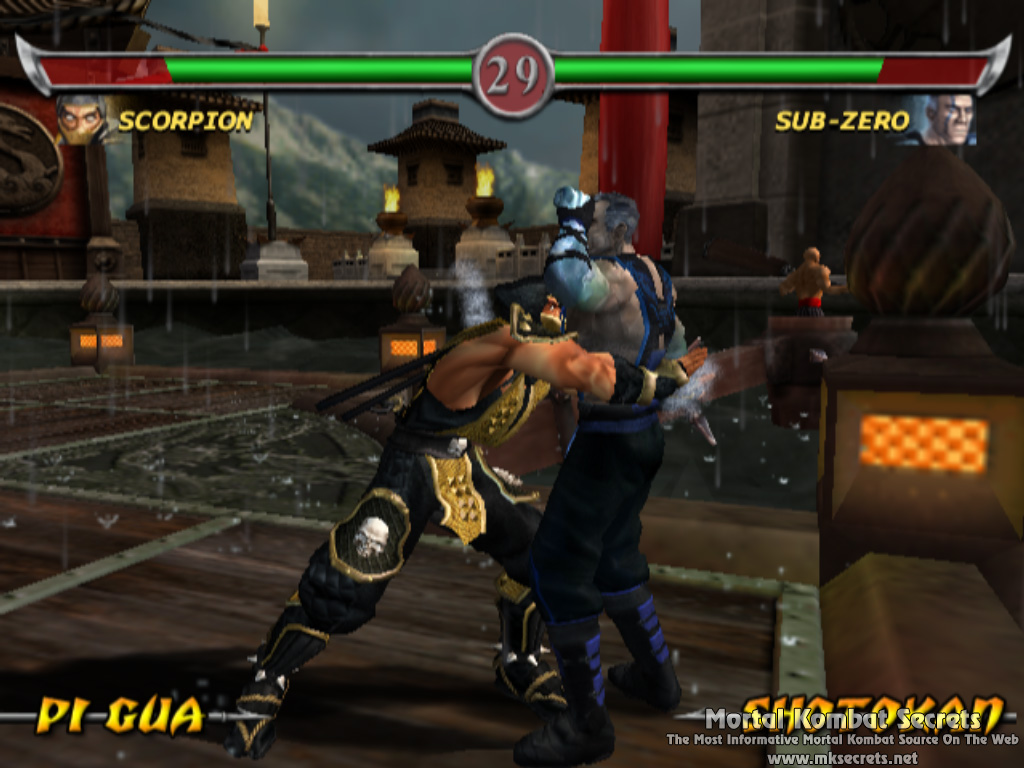 Kombat Kolumns: Mortal Kombat: Deadly Alliance Review