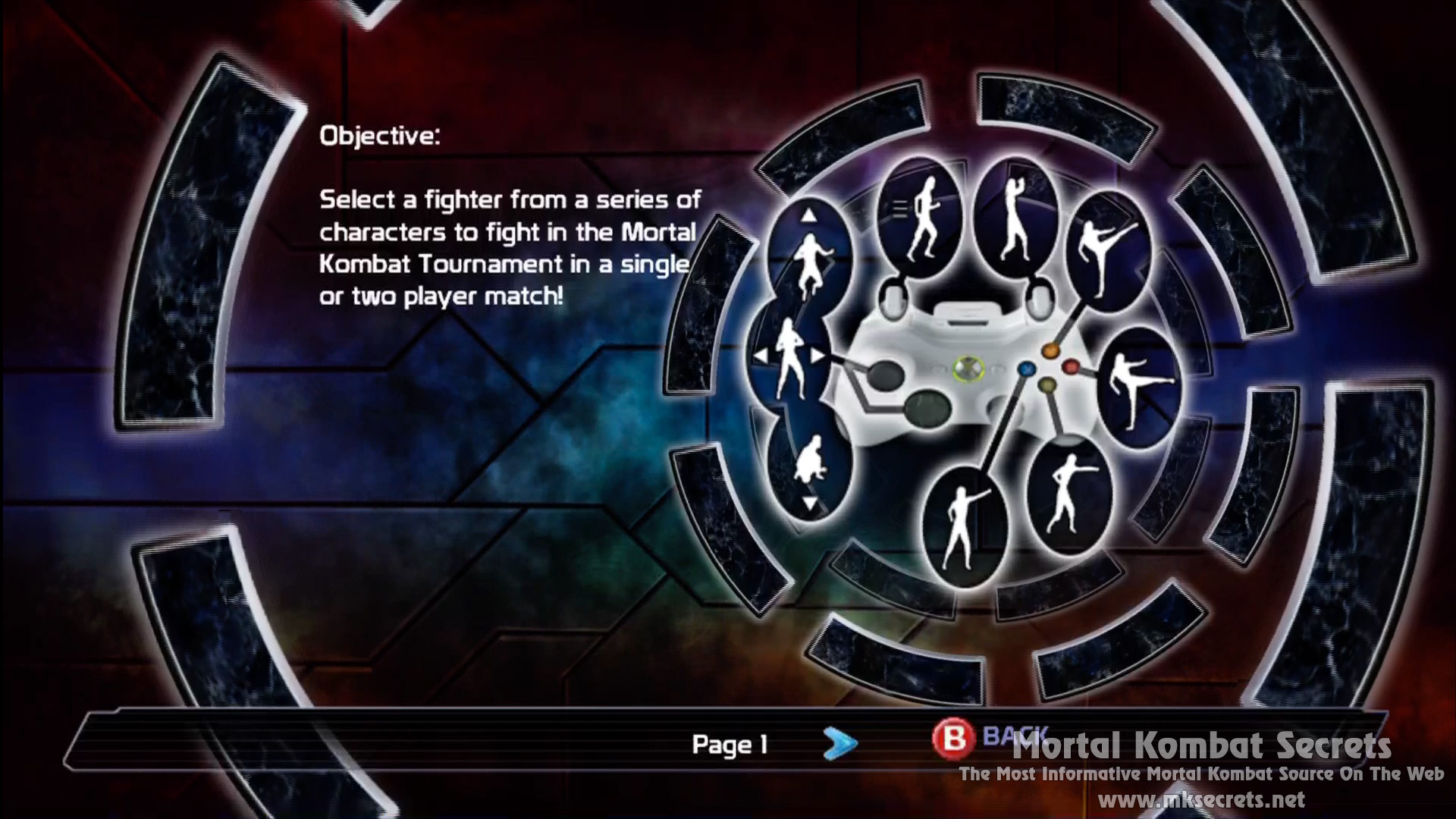 Kombat Kolumns: Ultimate Mortal Kombat 3 for Xbox 360