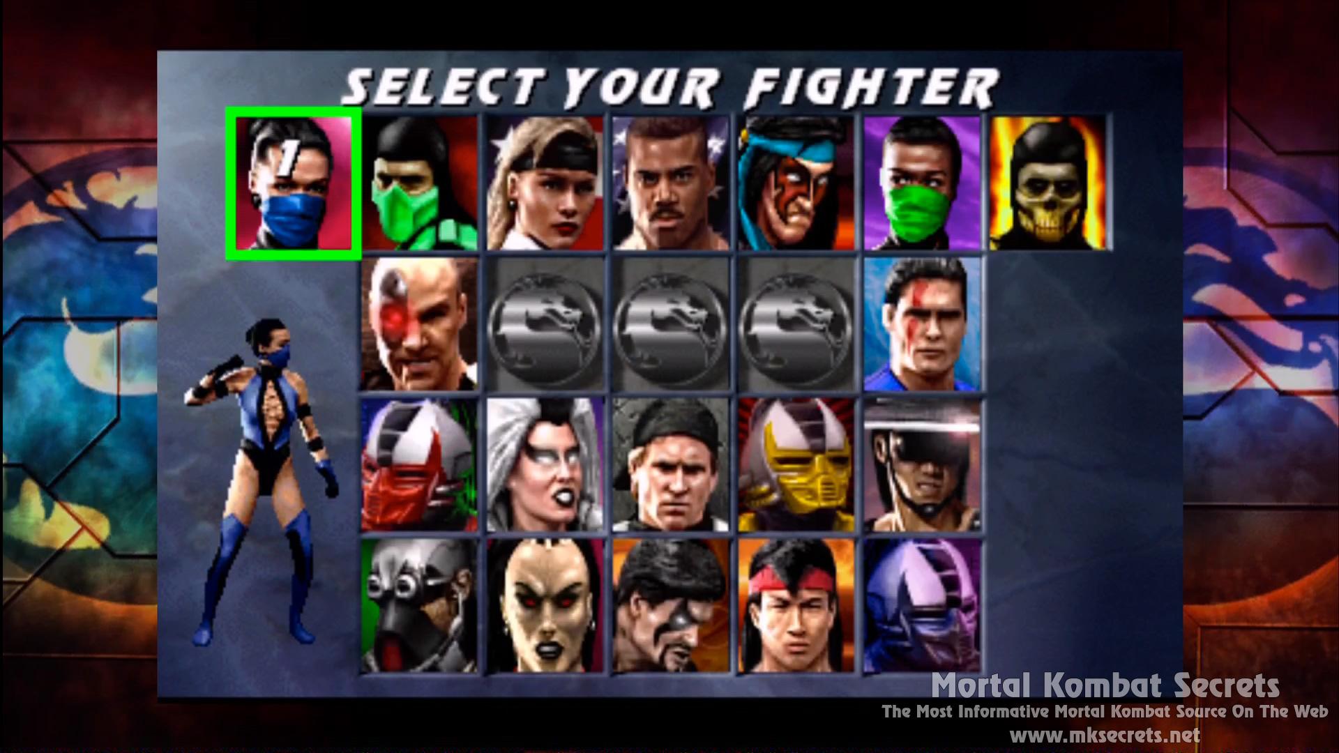 Mortal Kombat Xbox 360 Cheats Unlock Characters