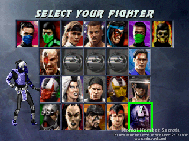 Mortal Kombat Sega 3 скачать игру - фото 8