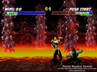 Ultimate Mortal Kombat 3 for Sega Saturn