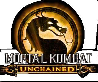 Логотип мортал комбат x