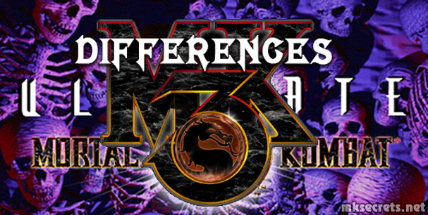 Ultimate Mortal Kombat trilogy Online